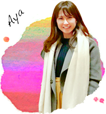 Aya Mitsuhashi
